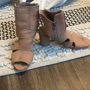 Free People Open Toe heeled Shoes